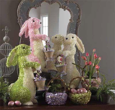 Trendy Tree bunnies