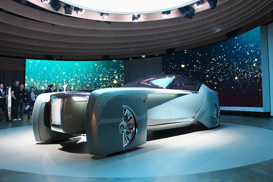 Rolls-Royce 103EX Debuts in Santa Monica - AutoDesignO