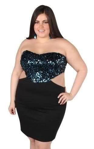 Debs Plus Size Prom Dresses