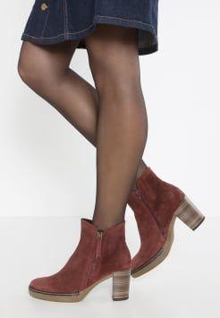 Rote Gabor Stiefeletten & Boots günstig online kaufen