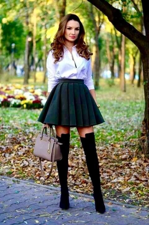 Pin by mrifcs ... on Stiefel/Leder | Thigh high boots ...