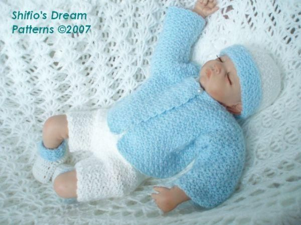 Little Boy Blue Baby Crochet Pattern 64 Boy Blue