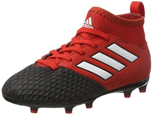 Adidas Ace 173 Jr Primemesh Fg Football Boots Youth Redfootwear Whitecore Black Uk Kids Shoe Size 2 Click For Sp Adidas Fashion Football Boots Kids Shoes