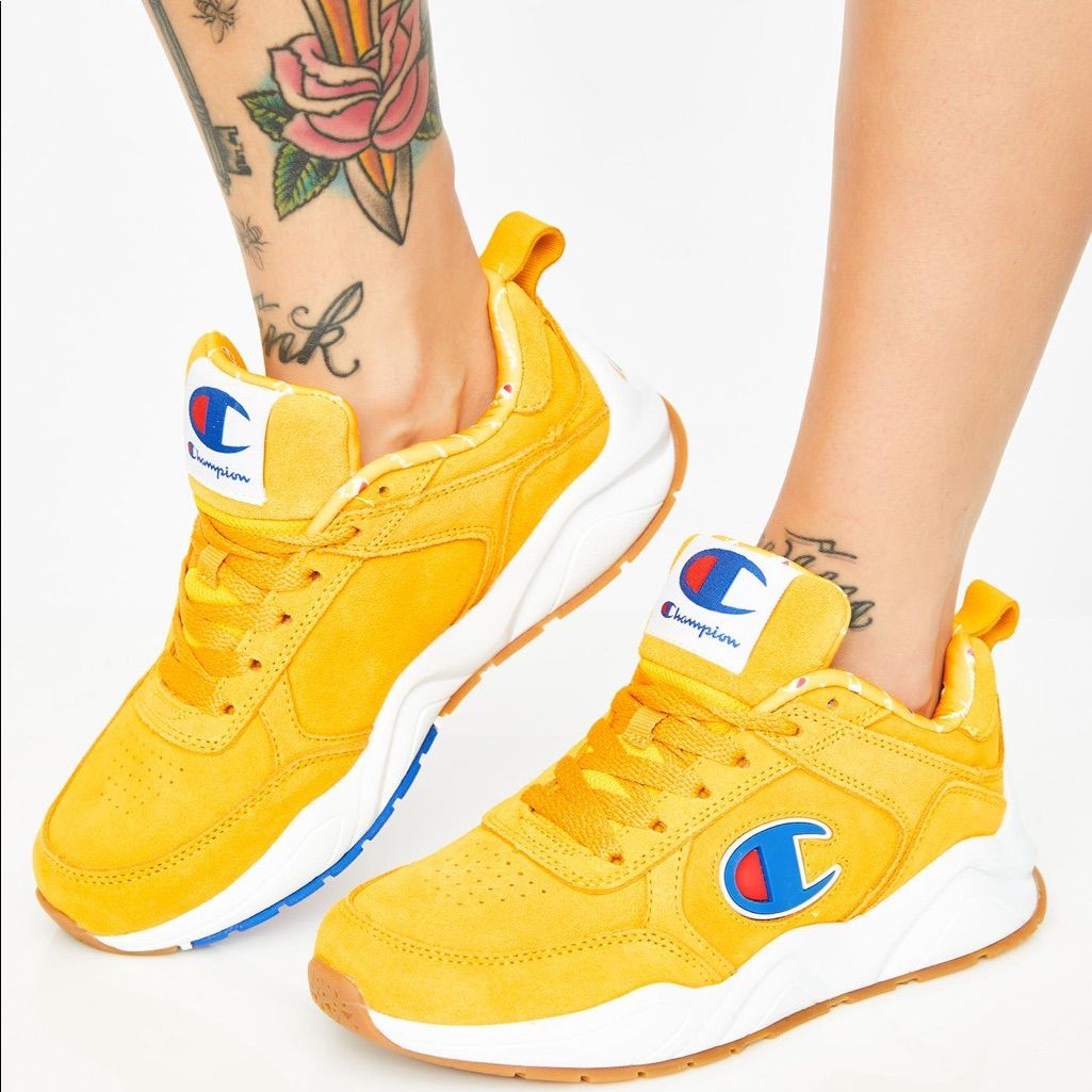 Champion shoes, Champion sneakers, Nike