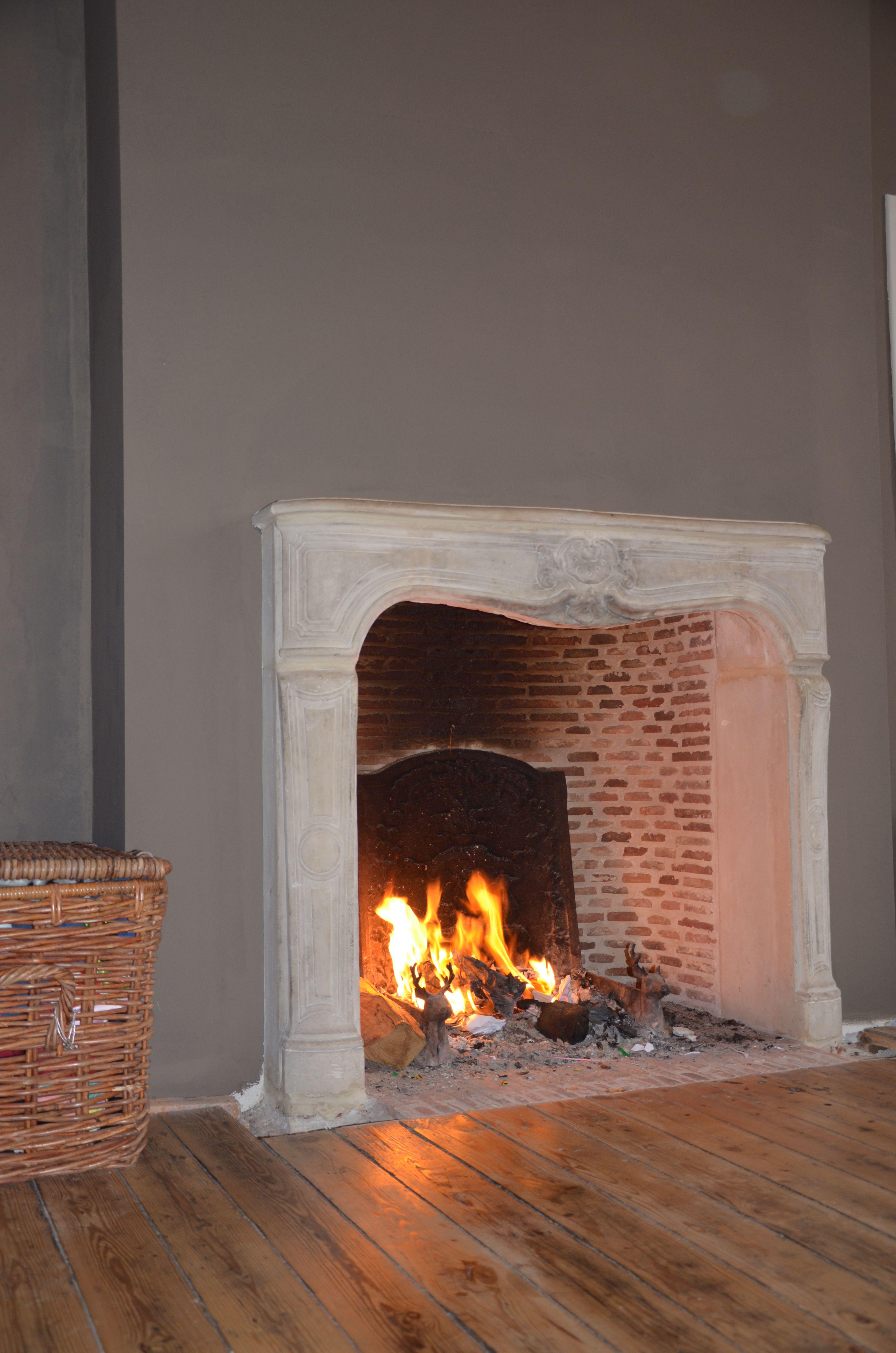 Renovation De Cheminee Ancienne cheminée ancienne louis xv 18 siècle. | cheminées anciennes