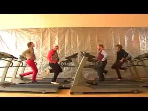 Ok Go Here It Goes Again Treadmill Video- these guys are so creative