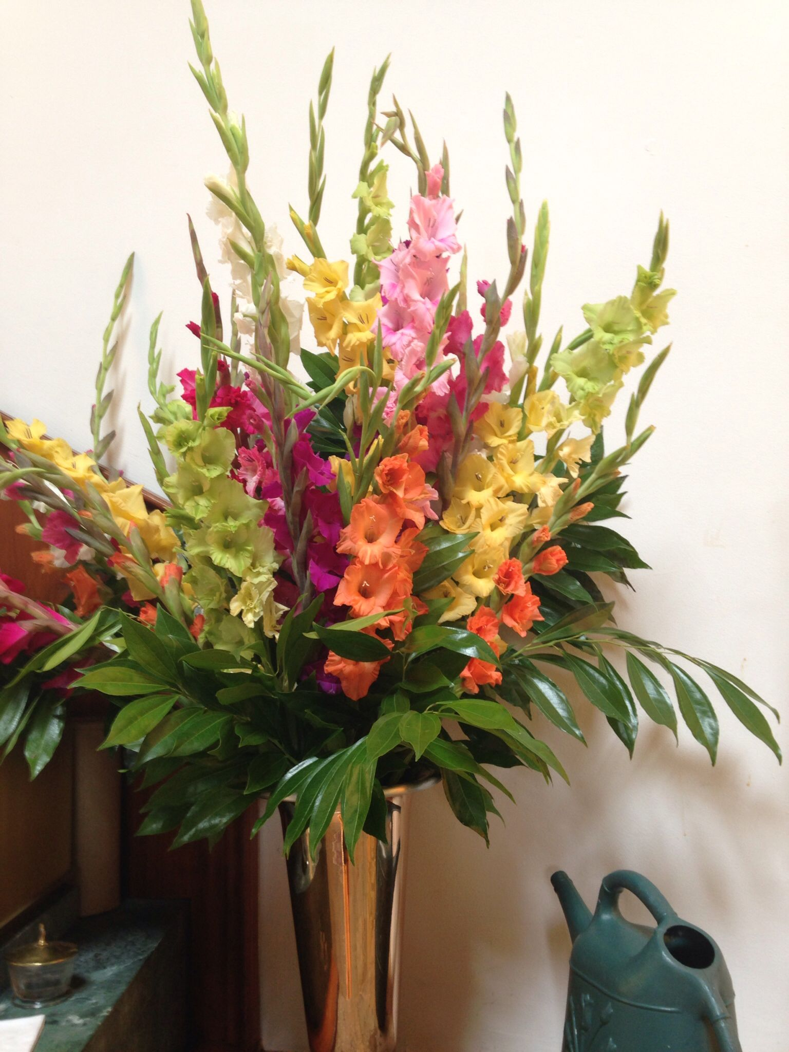 June Flower Arrangements For Church