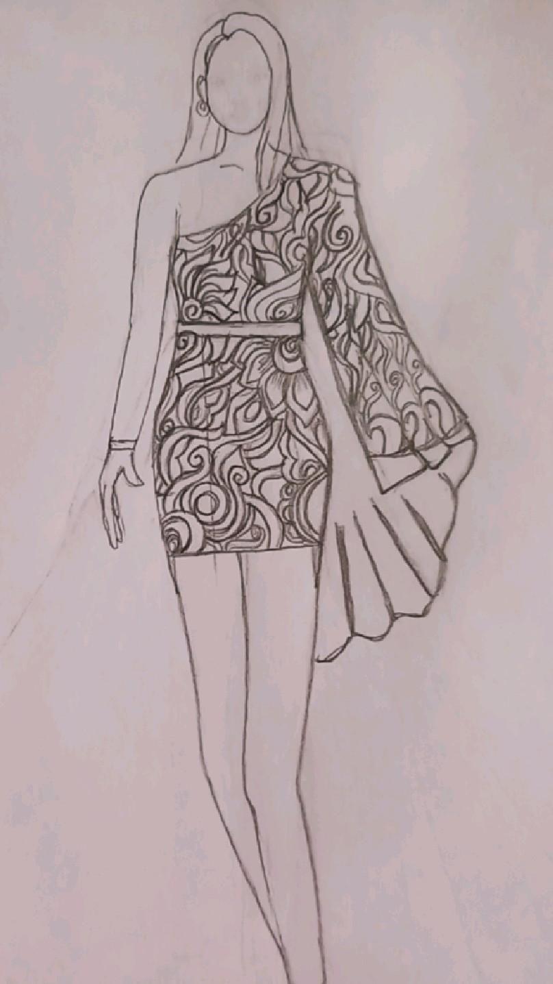 #fashion illustration Gallery #girl fashion#