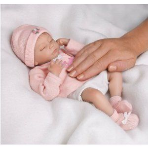 Tiny Ashley 10 Inch Ashton Drake Tiny Miracles Vinyl Girl Doll Baby Doll Clothes Real Looking Baby Dolls Baby Dolls