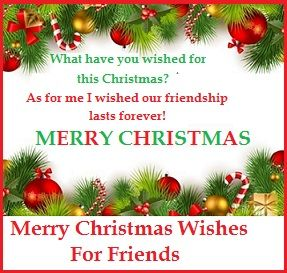 Christmas Thank You Messages Merry Christmas Wishes For Friends Merry Christmas Wishes Christmas Wishes Wishes For Friends