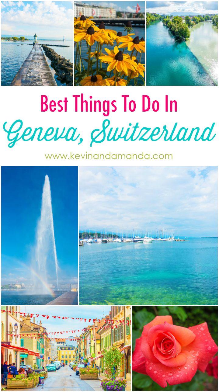 Top 10 Things To Do In Geneva, Switzerland | Viajes ...