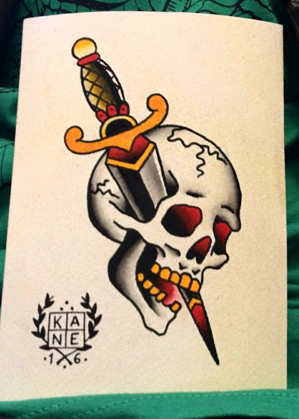 50+ Traditional Dagger Tattoo Designs With Meaning (2020)
