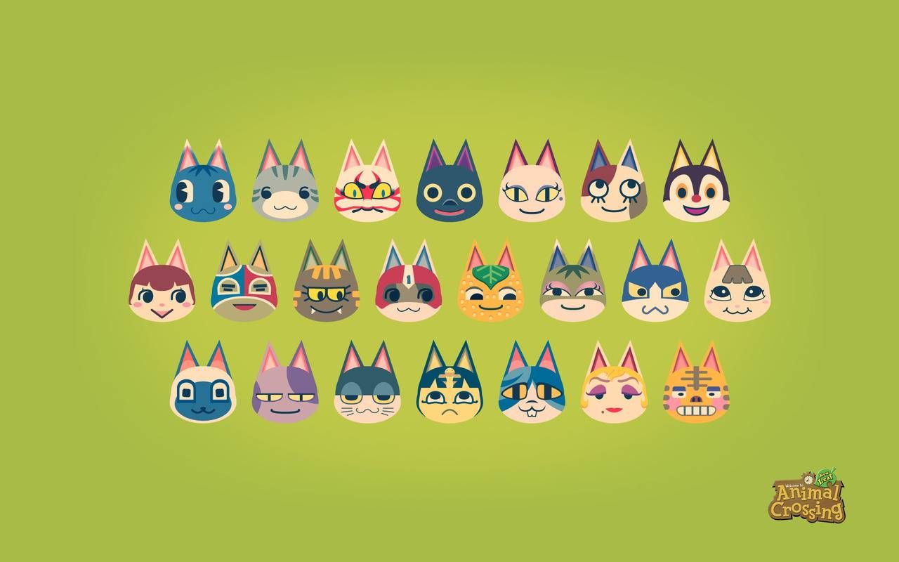 364016 Animal Crossing Cat Wallpaper Jpg 1280 800 Animal