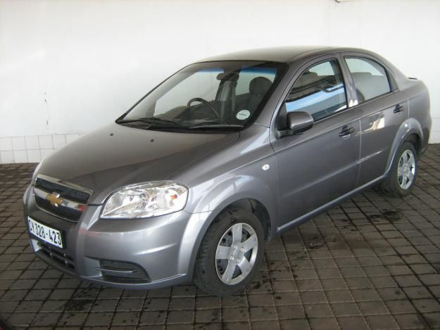 Chevrolet Aveo 1 6 Ls Sedan Coches
