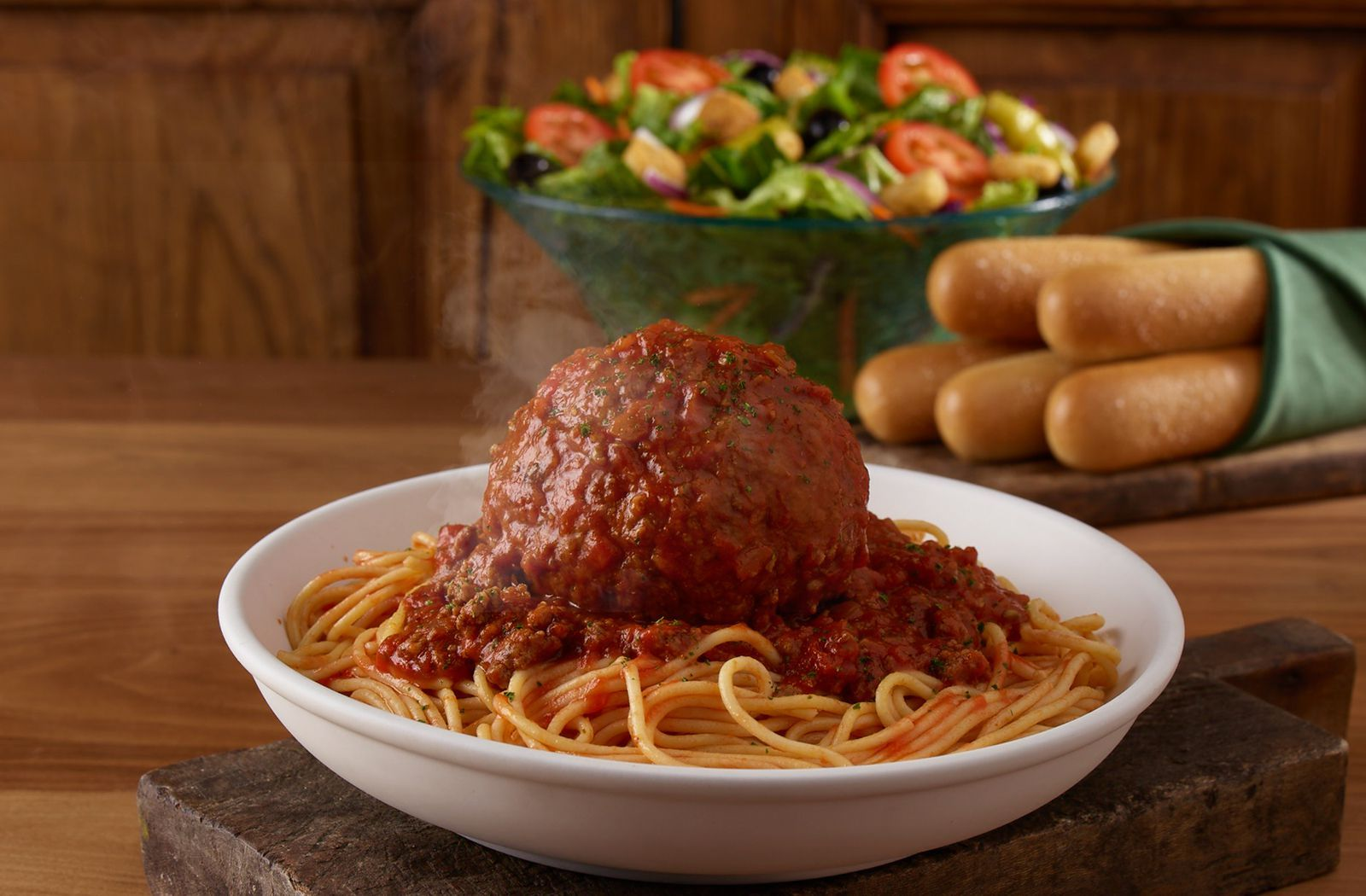 Olive Garden Is Adding A FootLong Chicken Parmesan To Its