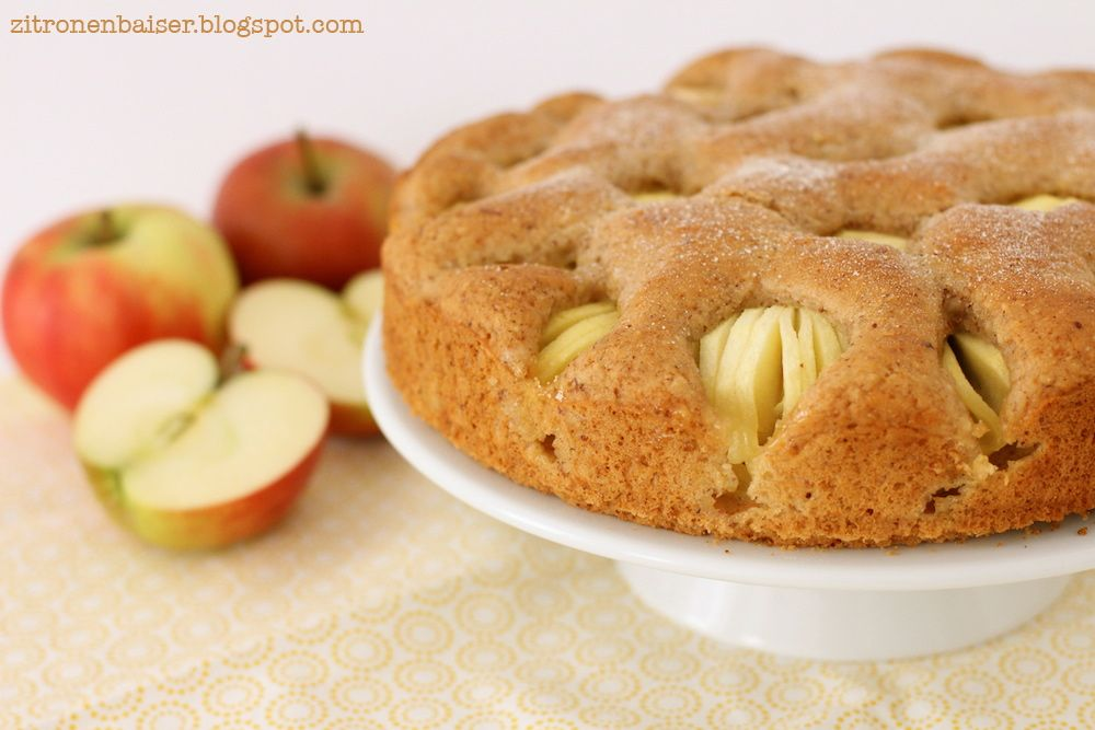 Ich back 39 s mir vegan versunkener apfelkuchen apple love for Kuchen schmidbauer