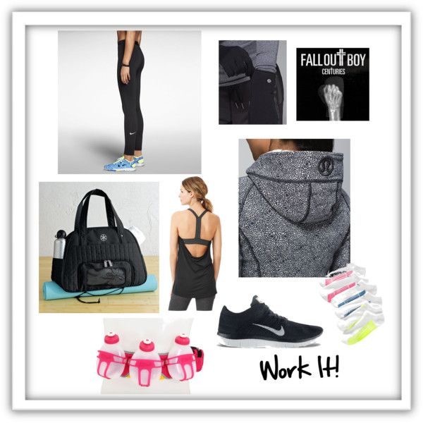 NYC Momma & More: Work it