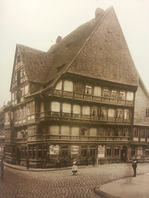 Haus zum Engel, Hildesheim