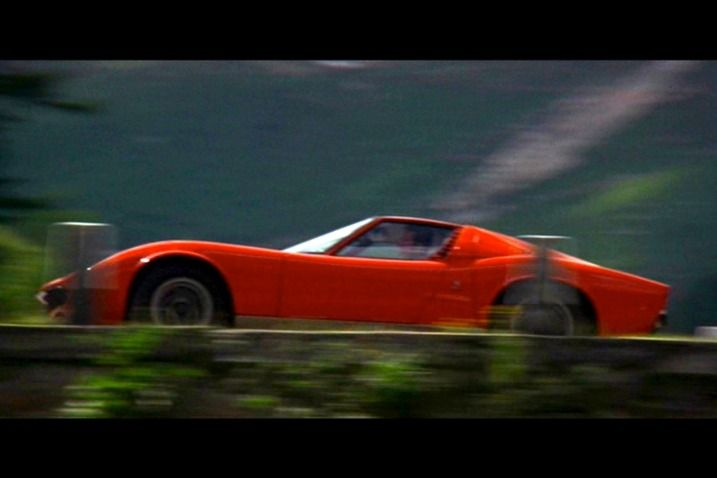 The Italian Job 1967 Lamborghini Miura Movie And Tv Cars Picture