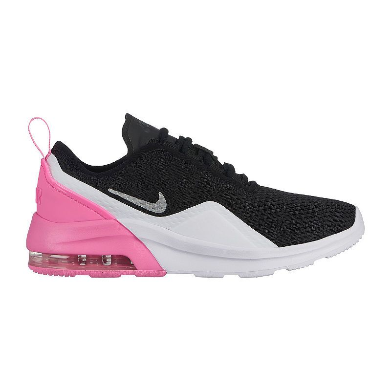 Nike Air Max Motion 2 Big Kids Girls Running Shoes Lace up