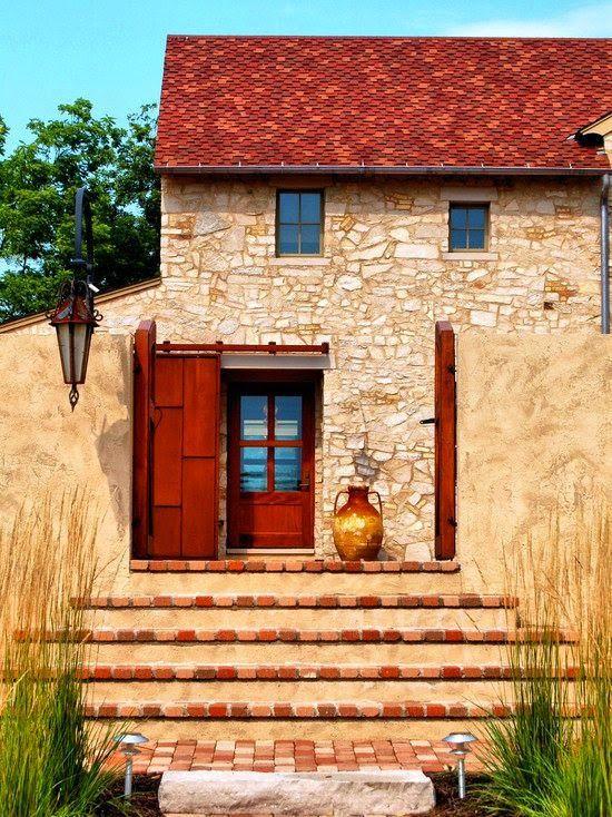 Fachadas de casas: Rusticas