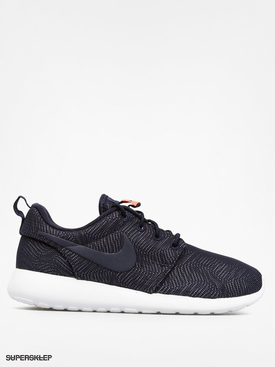 timeless design f19f3 713b9 Buty Nike Roshe One Wmn (Moire obsidianobsdn white brght mng)