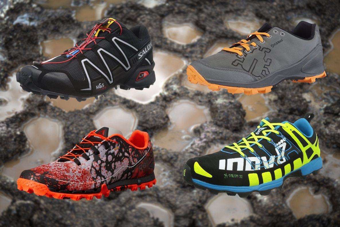 The BEST shoes for Obstacle Course Racing. #ocr #obstacles
