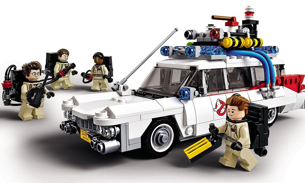 the ghostbusters are back as lego characters but where s slimer rh in pinterest com