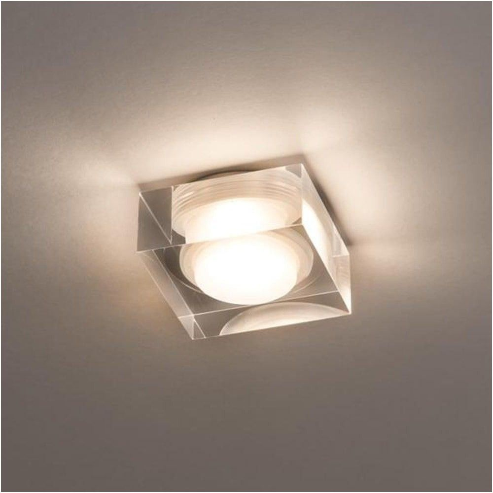 interesting bathroom light fixtures%0A astro vancouver    square white glass flush bathroom ceiling light from  Flush Bathroom Ceiling Lights