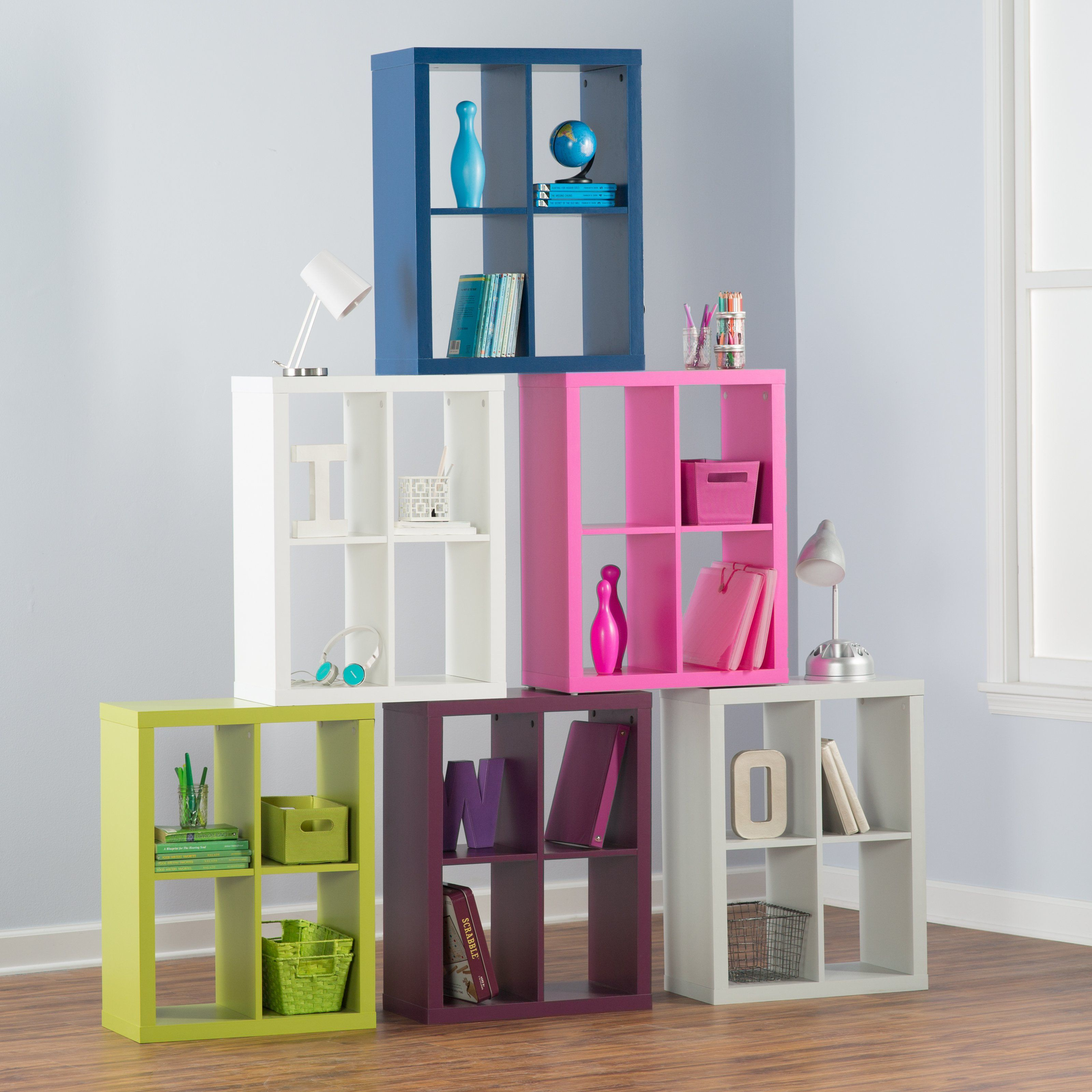 classic playtime 4 cube bookcase products cube bookcase rh pinterest co uk