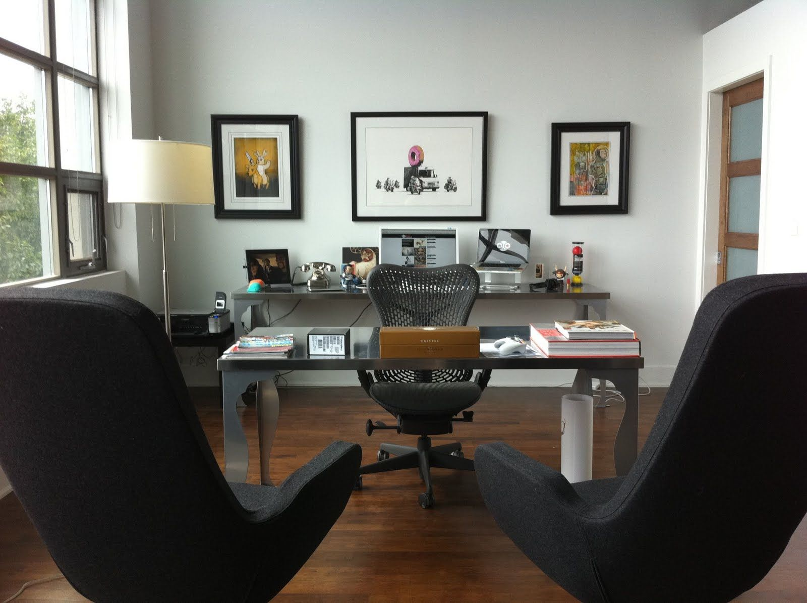 awesome home office setup ideas rooms. nice 100 awesome corporate wall photo gallery ideas home office setup rooms