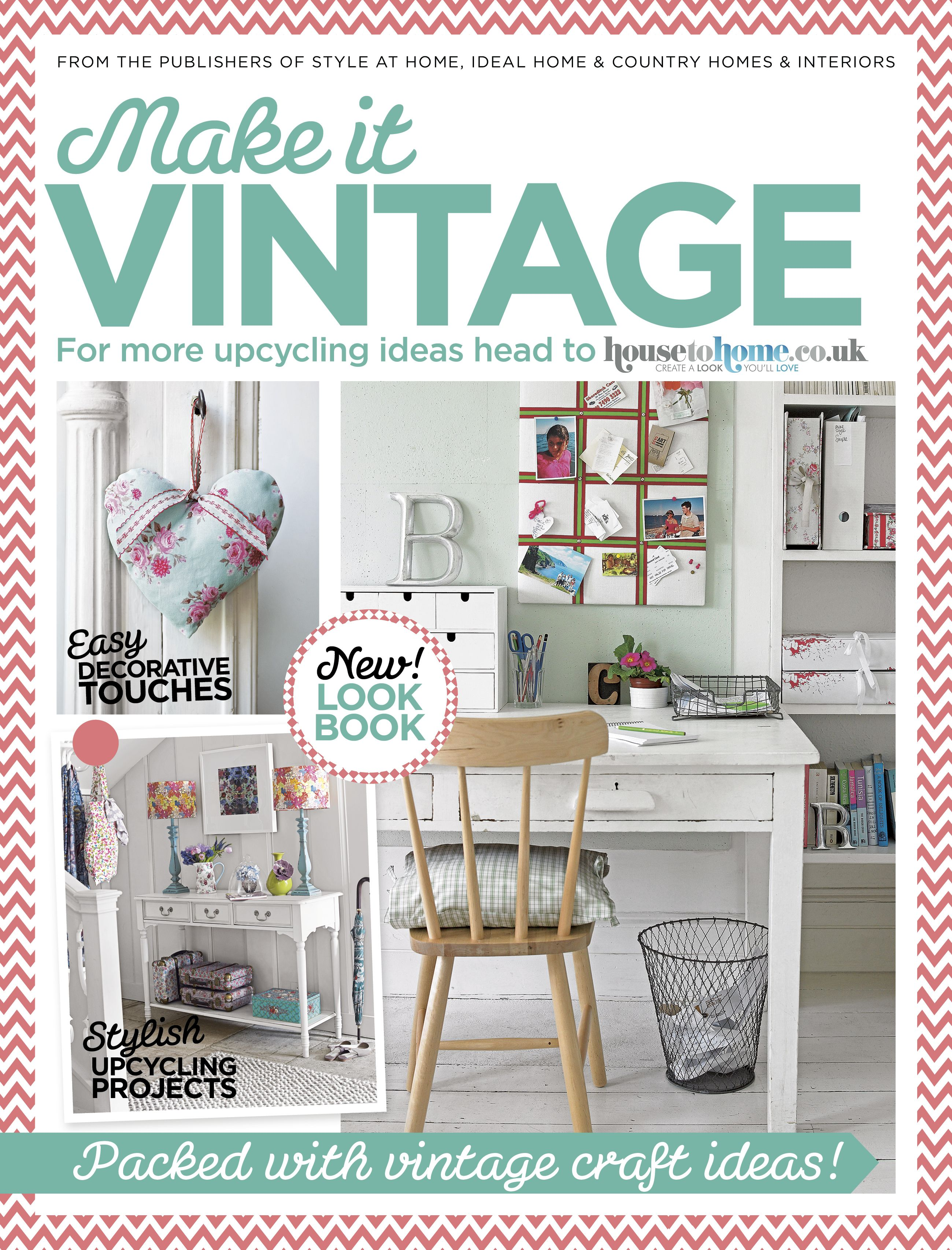 make it vintage is filled with craft and upcycling projects for you rh pinterest co uk