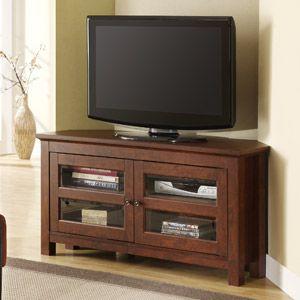Home Wood Corner Tv Stand Tv Stand Console Corner Tv