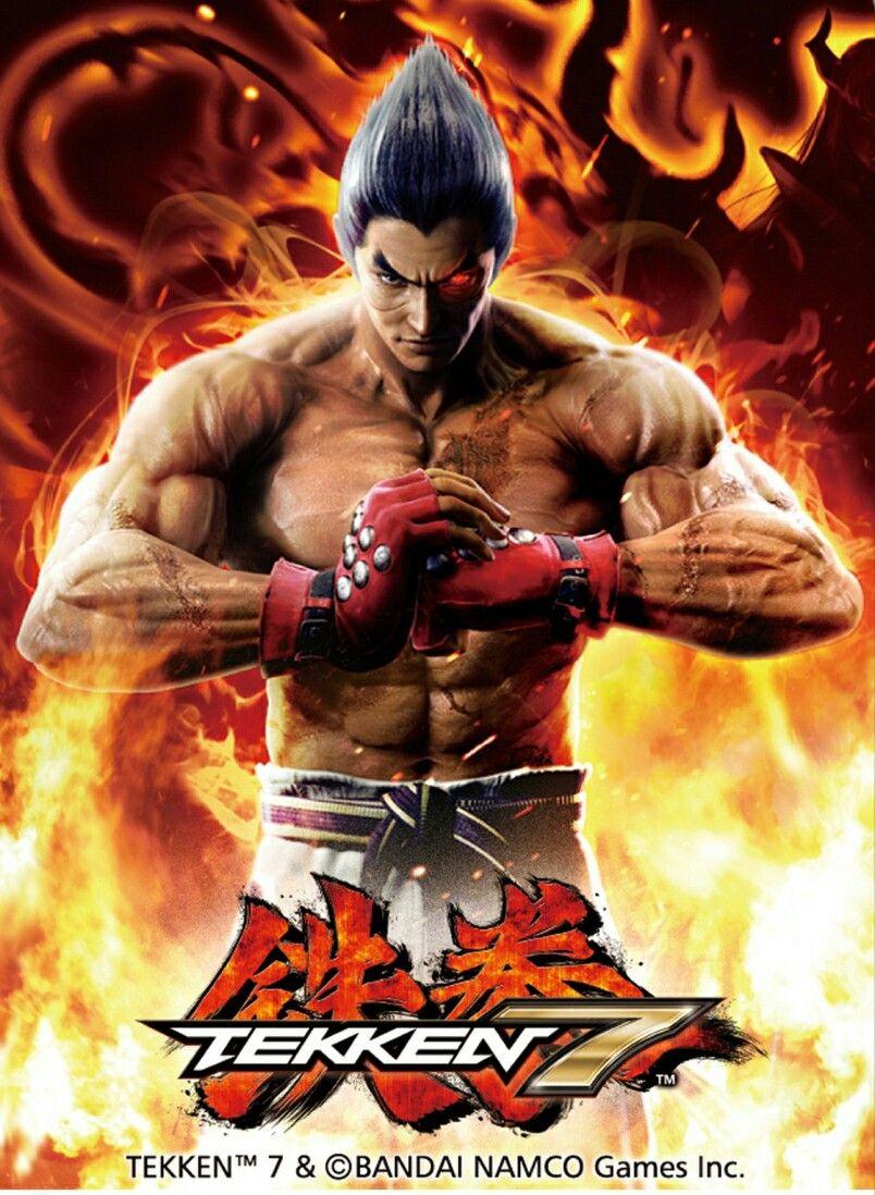 Kazuya Jogos De Video Game Video Game Jogo Da Vida