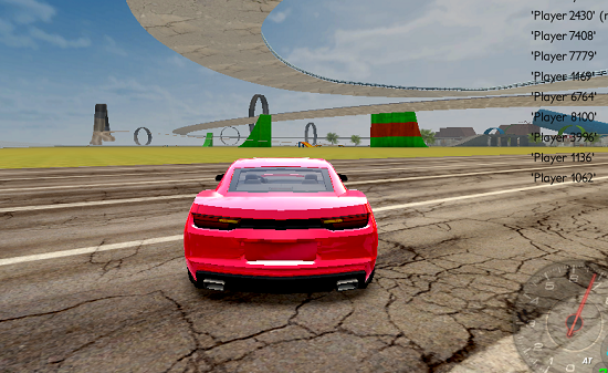 Discover 18 Amazing Cars And 3 New Tracks In This Impressive Multiplayer Driving Game Http Madalinstuntcars2 Net Madalin Stun Stunts Driving Games Car Games