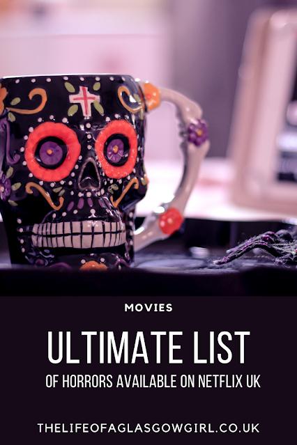 Ultimate List of Horror Films on Netflix UK in 2020 New