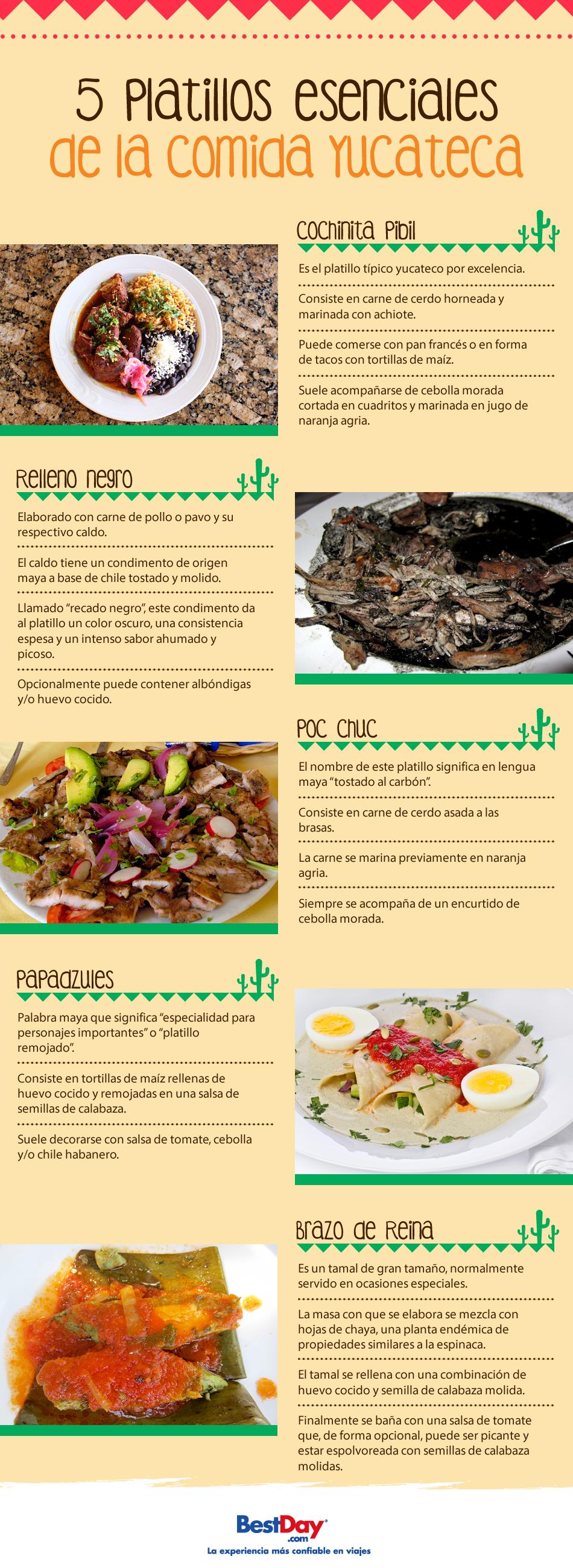 Seguro Has Oído Hablar De La Famosa Comida Yucateca Descubre Los Fascinantes Platillos Que Estado Pued Comida Yucateca Comida Tipica De Mexico Comida Mexicana