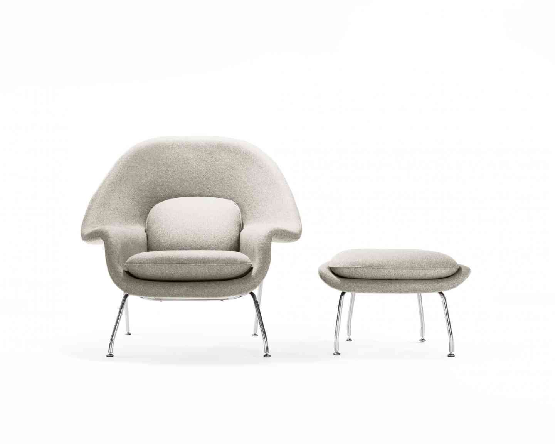 womb chair and ottoman rove concepts rove classics mid century rh pinterest com