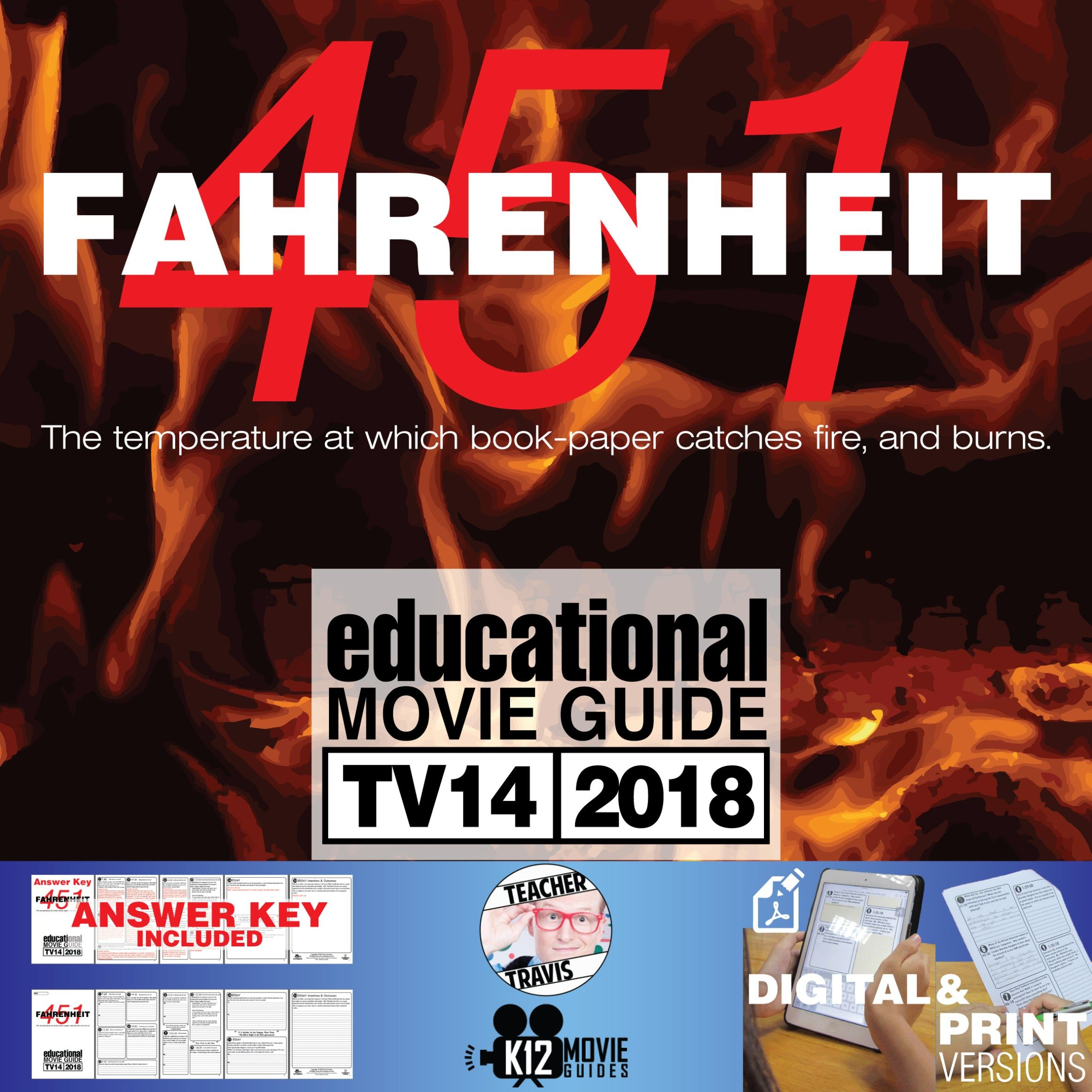 Fahrenheit 451 Movie Guide