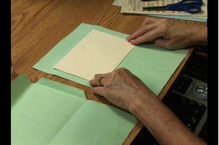 How To Make A 5x7 Envelope 5x7 Envelopes Envelopes And Envelope