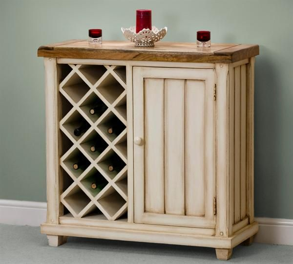 Oak Wine Cabinets Furniture Designs