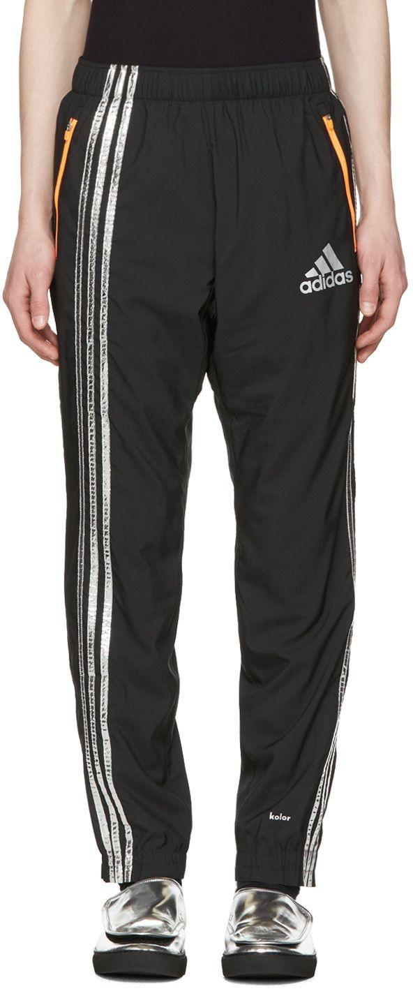 adidas dal binario adidasbykolor panno nero dei pantaloni kolorname