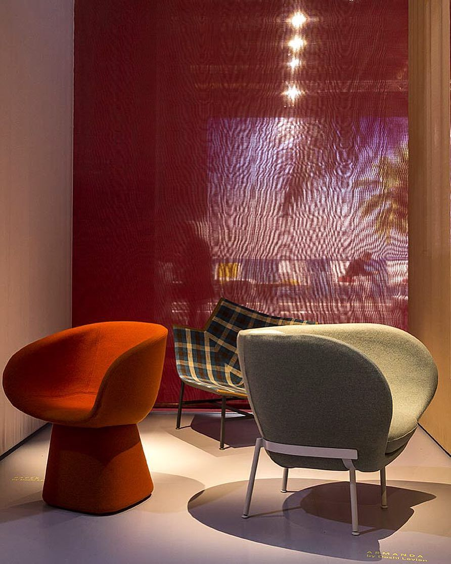 New Moroso furniture soon at HAAZ by