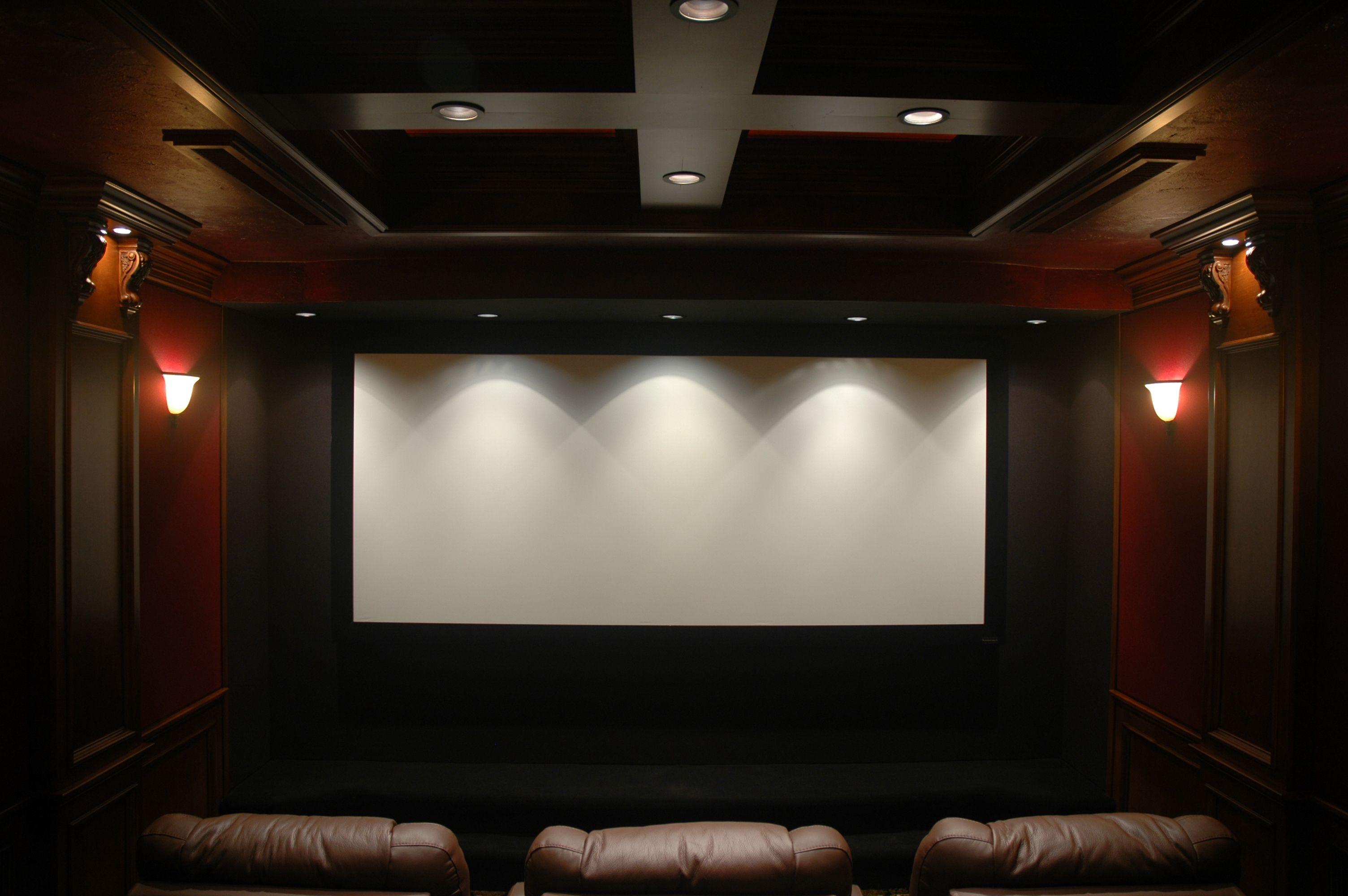 Show Us Your Screen Walls   Page 30   AVS Forum · Theatre DesignHome ...