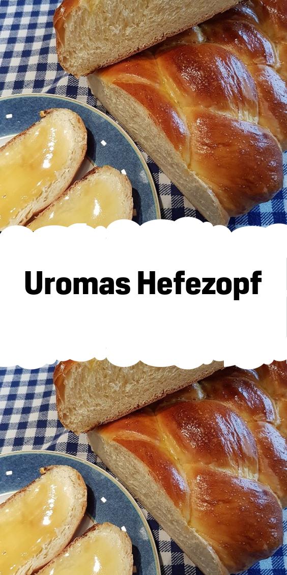 Hefezopf Rezepte