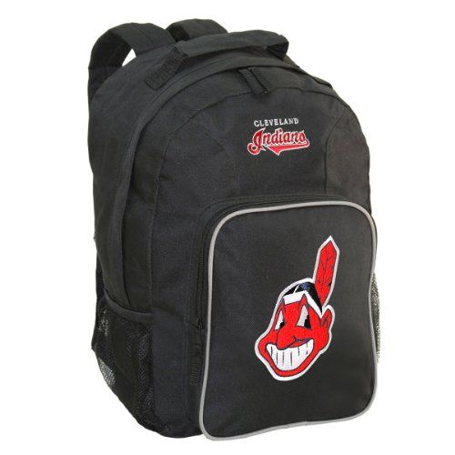 watch 882d9 d4be3 MLB Cleveland Indians SouthPaw Backpack at Amazon.com | Cool ...