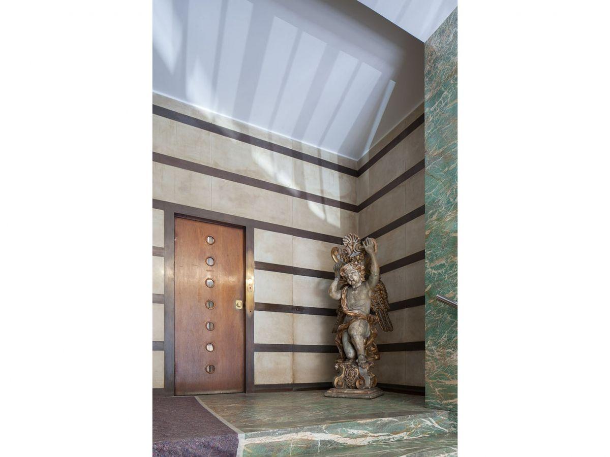 Piero portaluppi 5386 w modern interior decor for Sharon goldreich