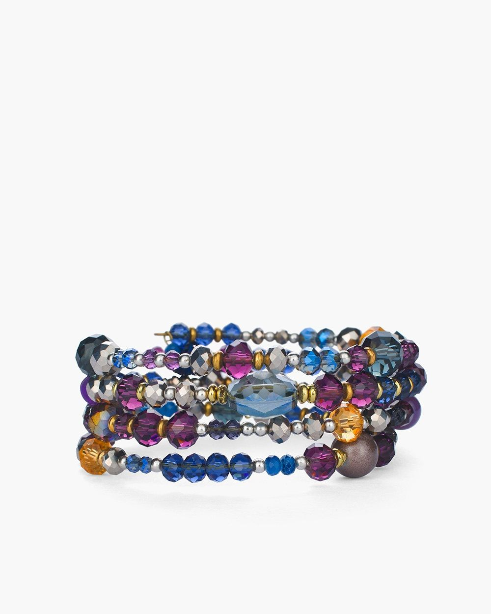 Pretty colors. Ursula Coil Bracelet | Jewelry! | Pinterest | Ursula ...