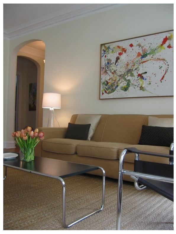 My Living Room, Farrow and Ball , White Tie, Estate Emulsion | Paint ...