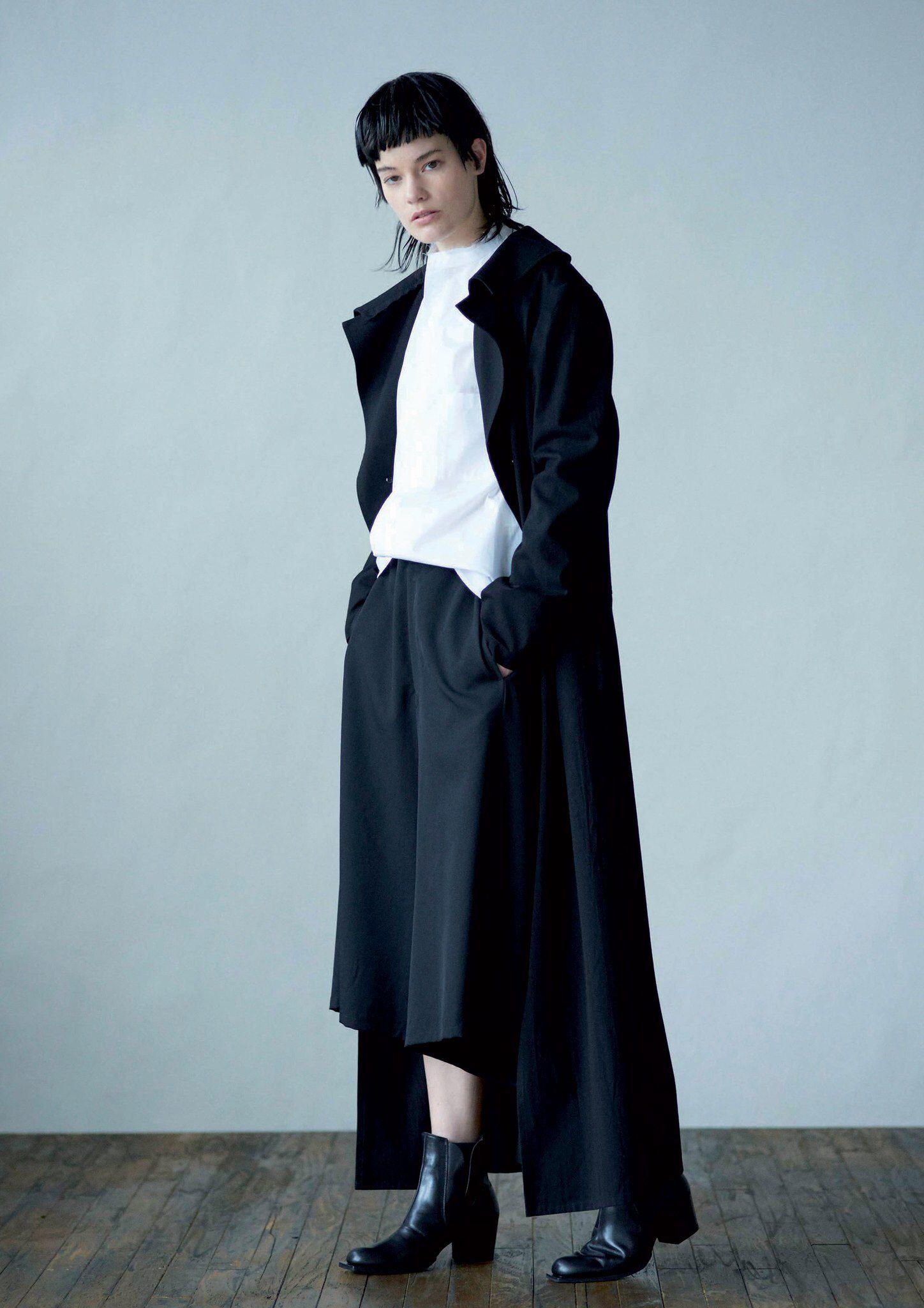 Y's Yohji Yamamoto, Look #25